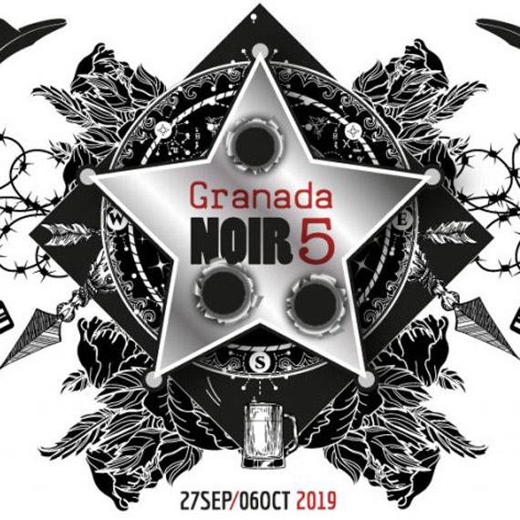 El festival de género negro Granada Noir afronta su quinta edición