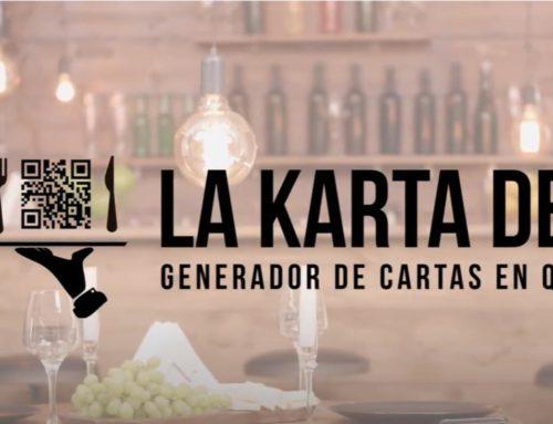 LaKarta, innovación para crear cartas digitales personalizadas