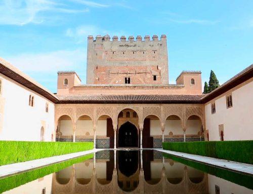 Integrados en el Gabinete de Comunicación de la Alhambra