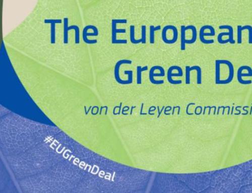 La transición energética, un futuro muy presente en el Green Deal