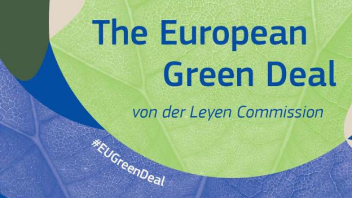 Green Deal Transición Energética